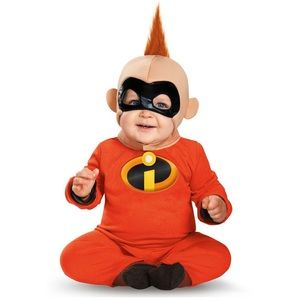 NWT Disney Pixar Incredibles 2 Jack-Jack Costume
